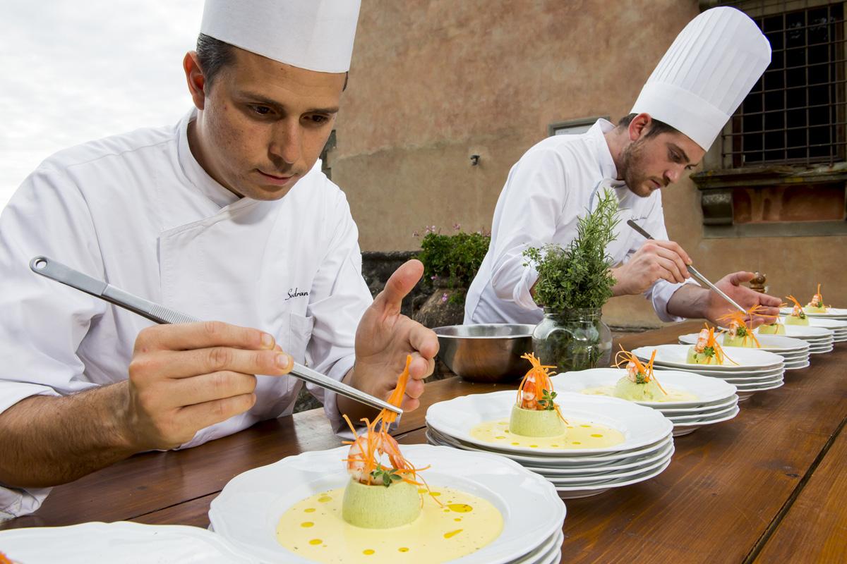 Chef In Tuscany Alessio Sedran