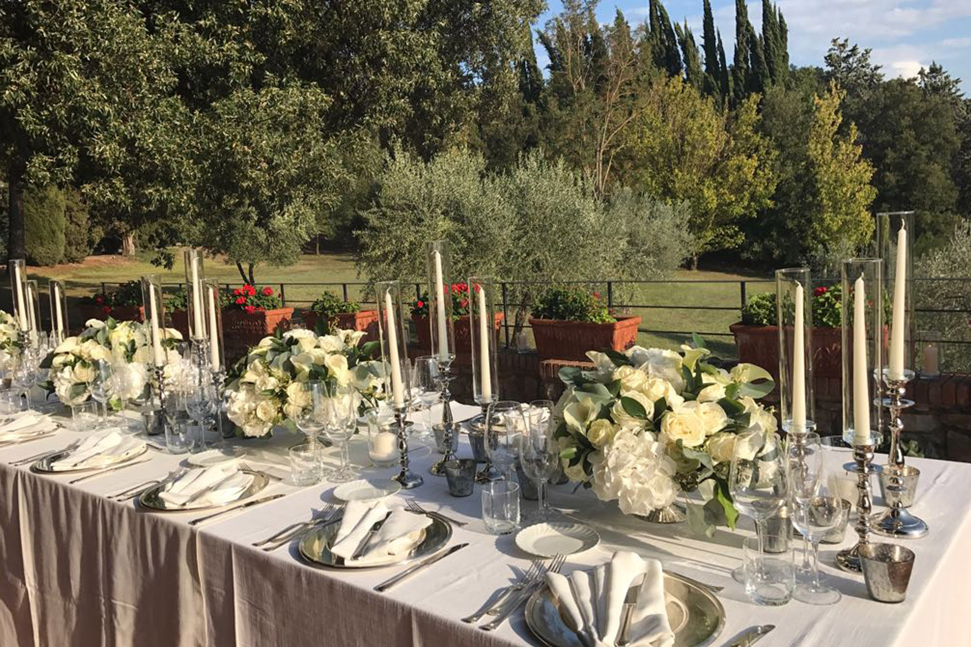 Private Personal Chef Tuscany